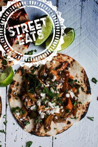 Taco Street Food Tour - $55
