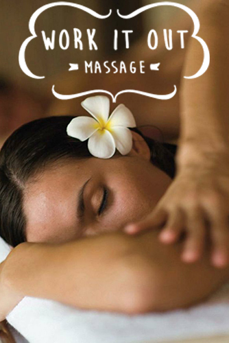 IN-VILLA MASSAGE OPTIONS from $60