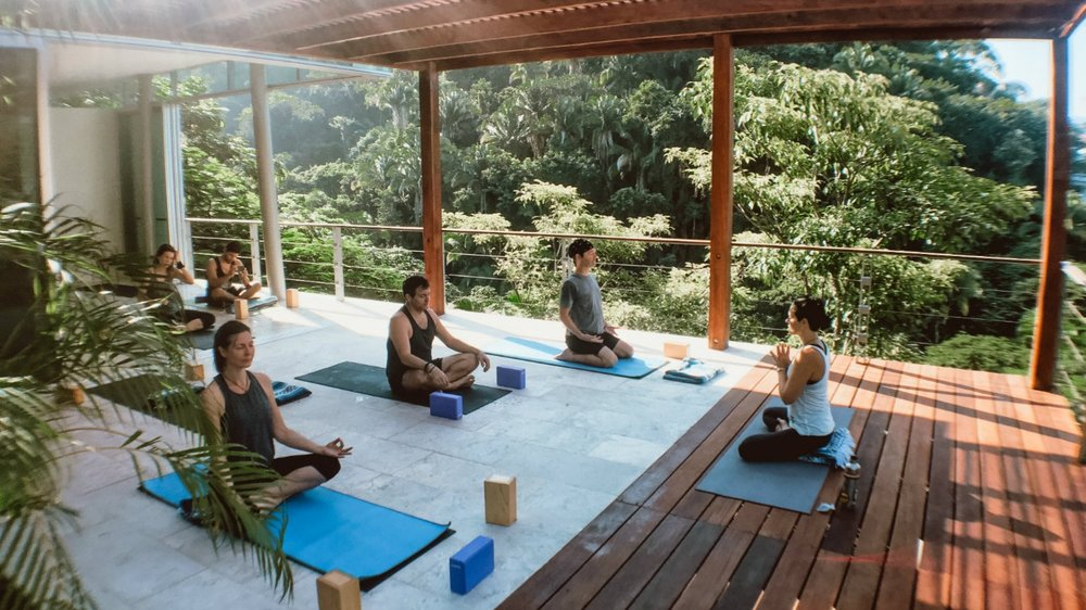 Yoga daily by expert teachers - We understand that yoga practice is the cornerstone of any yoga retreat and that the teacher leading class can make all the difference in your retreat experience. That's why we handpick experienced, established and well-regarded yoga teachers who specialize in a variety of disciplines to offer our attendees a complete spectrum of yoga and meditation types and styles.