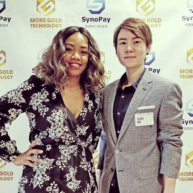 I'm super proud to know @jessywuhoo - She is an astoundingly talented business woman, and founder of @cogencoworking - where the @sugargamers office is. She is also cofounder of a new #fintech company called @synopay.usa which is revolutionizing digital payments. With  50% penetration and growing in selected markets- I'm stoked to see what she'll be doing next. CONGRATS!!