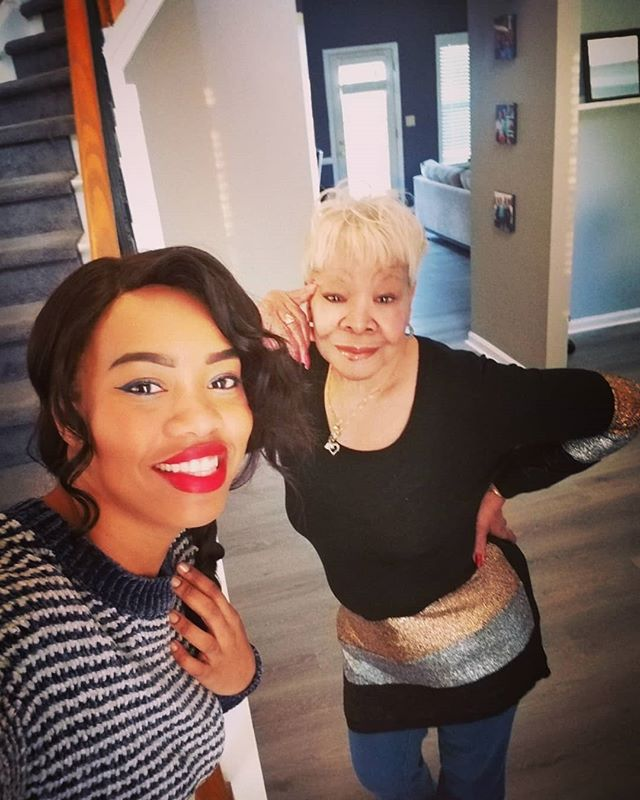 Super grateful I get to spend another year loving this beautiful sassy lady! There is no one else I'd rather be like!  #familytime #gratitude #grandmasrock #livefornow #ogsugargamer