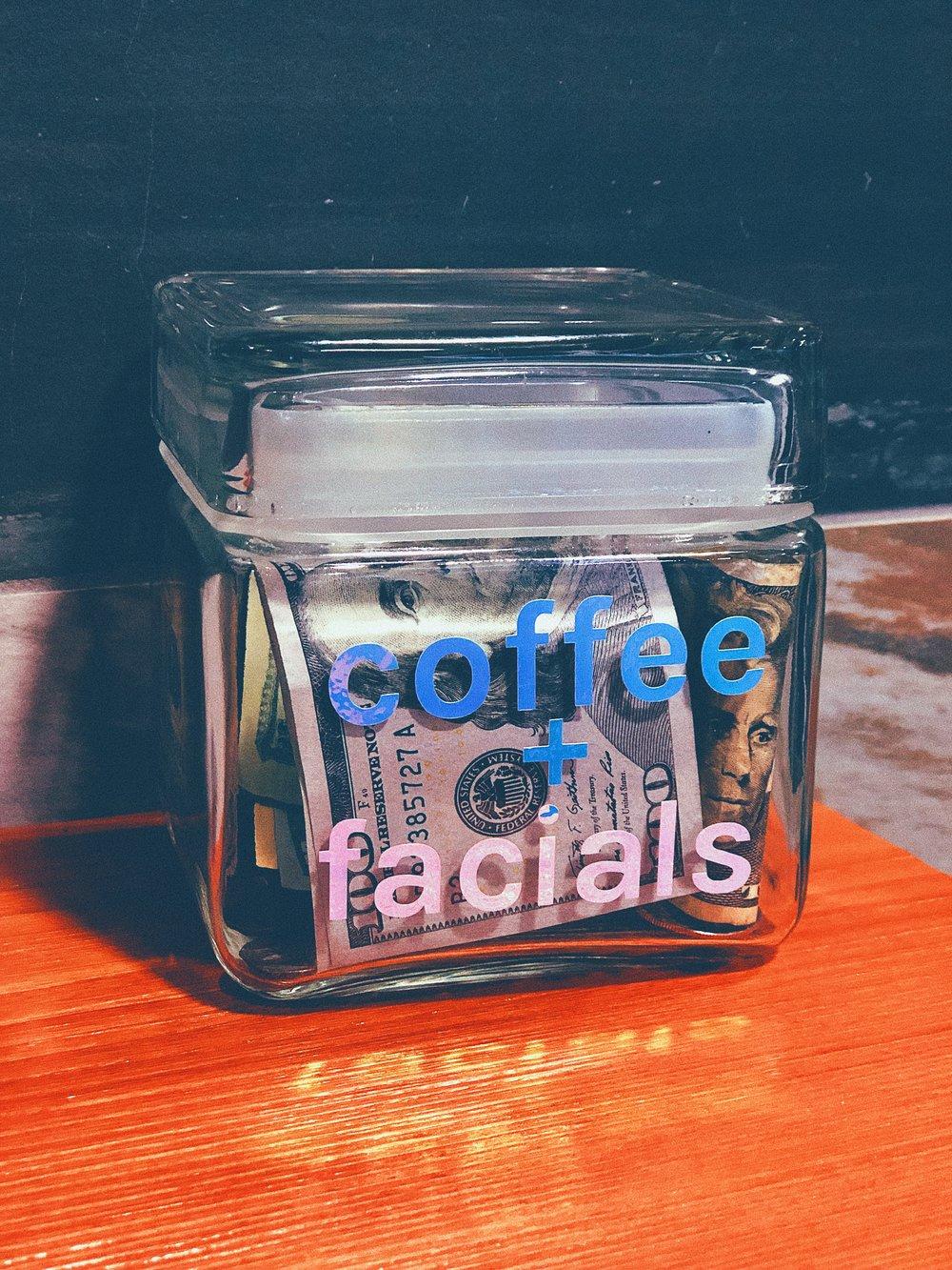 Custom Money Jar