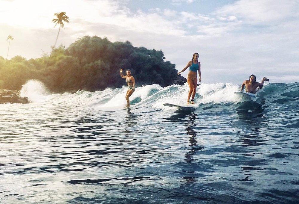 Hiriketiya Surf Break