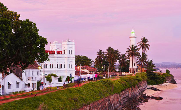 Historic Galle Fort