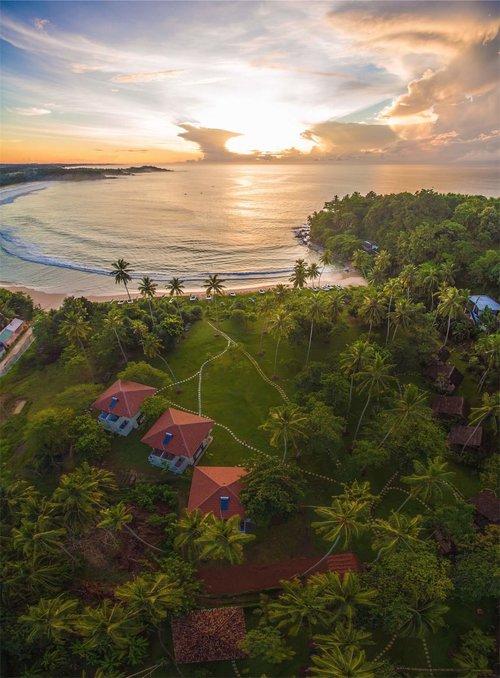 Our Beachfront Retreat