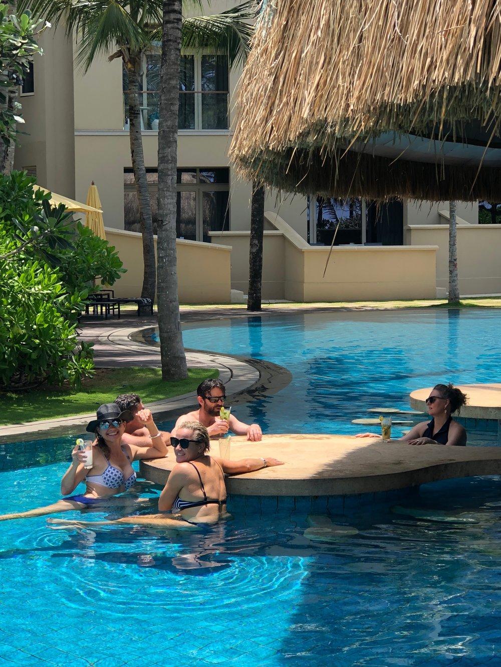 Heritance Negombo Pool Bar