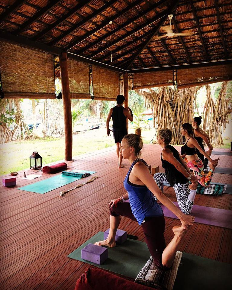 Twice Daily Yoga