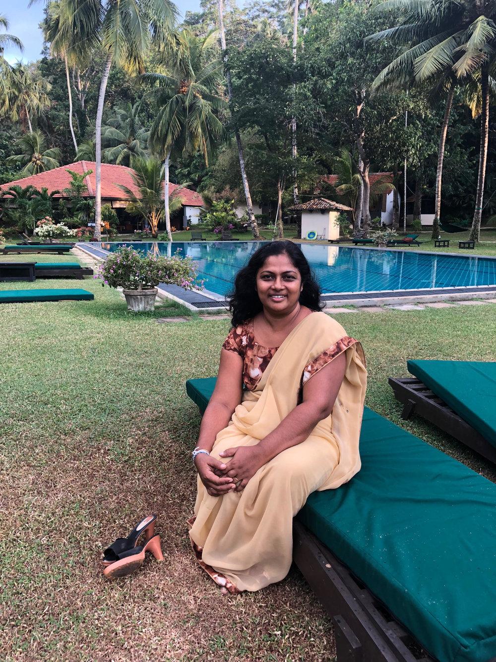 Dr Prabha: Ayurvedic Goddess