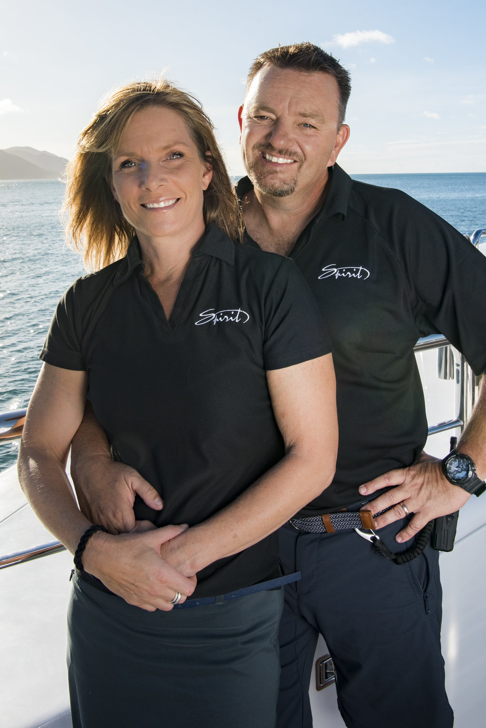 Captain Martin & Chef Jo Incredible adventures in remote destinations. With their vast experience and their hand-picked crew, you know you are in safe hands.   -