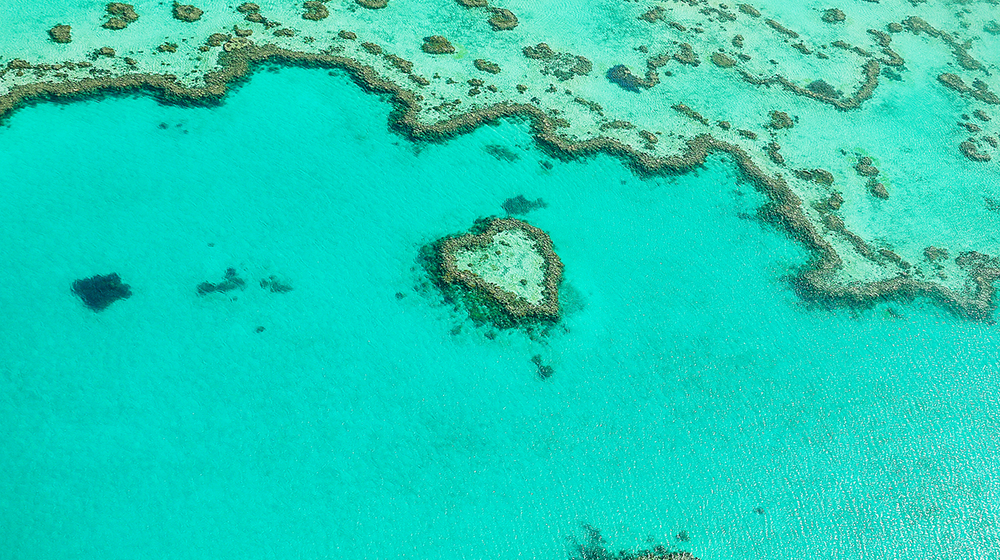 Great Barrier Reef - Whitsunday Islands