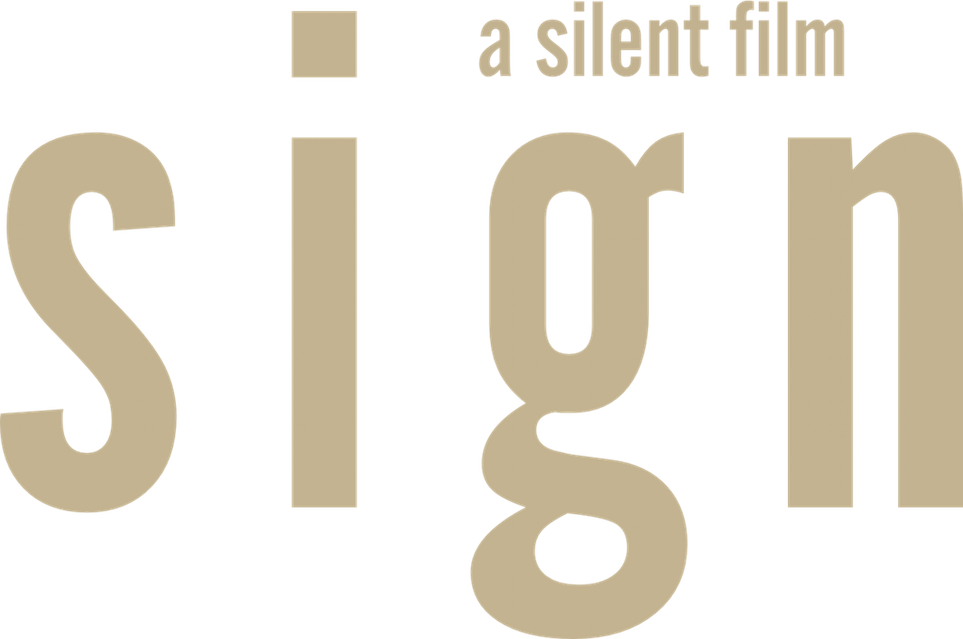 Sign - a silent film