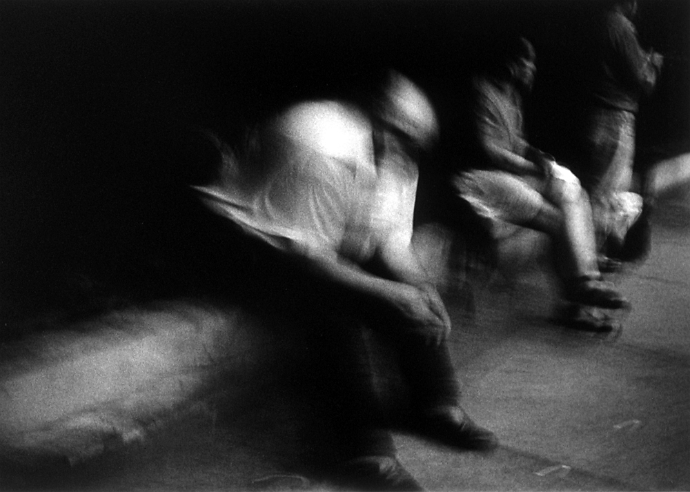 Untitled, no. 123  1999 Gelatin silver print 22 H x 32 W cm / 8 ½ x 12 ½ in