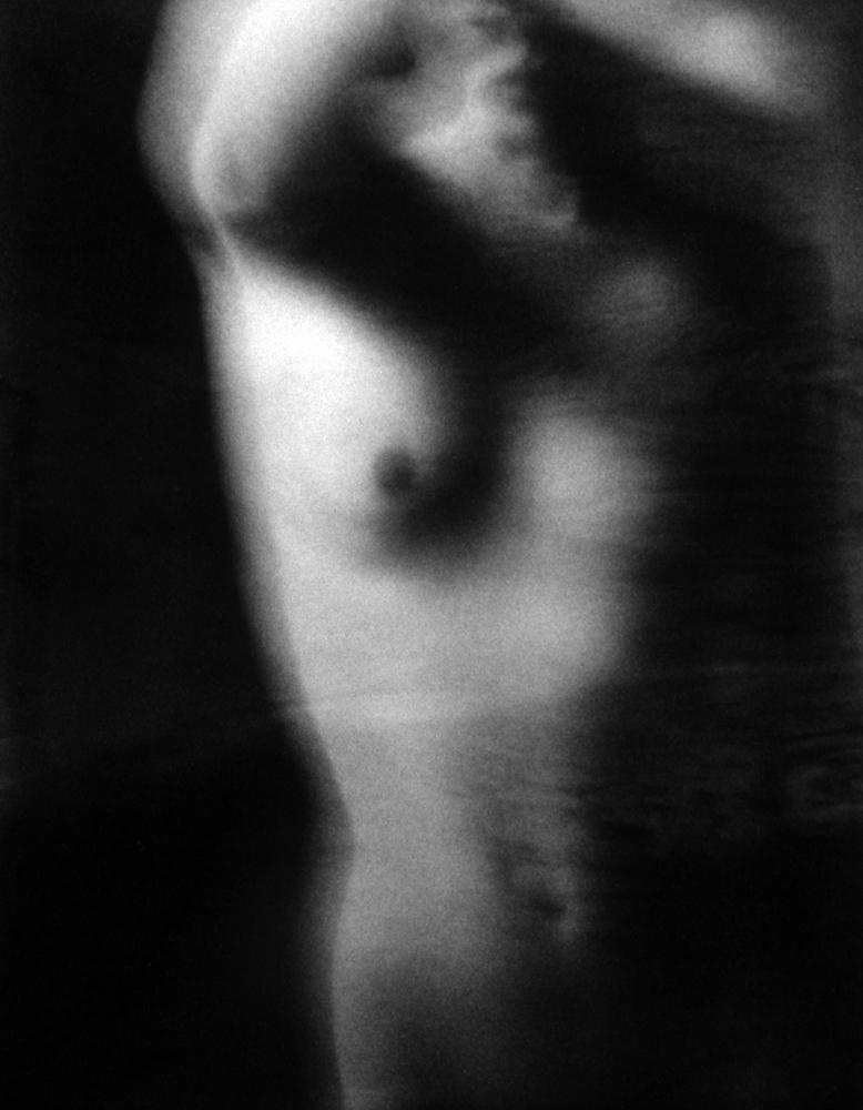 sub rosa, no. 12  1997 Gelatin silver print 40.6 H x 33 W cm / 16 x 13 in