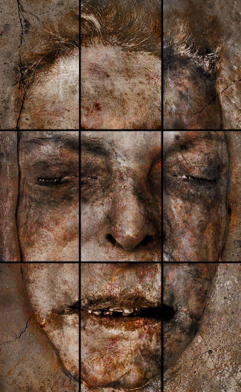 97532, no. 2  2011 Archival pigment print 100 H x 63.9 W cm / 39 ¼ x 25 in