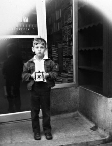 The photographer, circa 1964