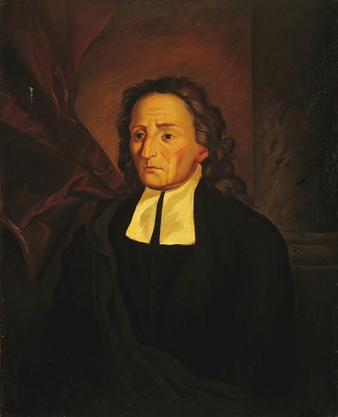Giambattista Vico, portrait by Francesco Solimena
