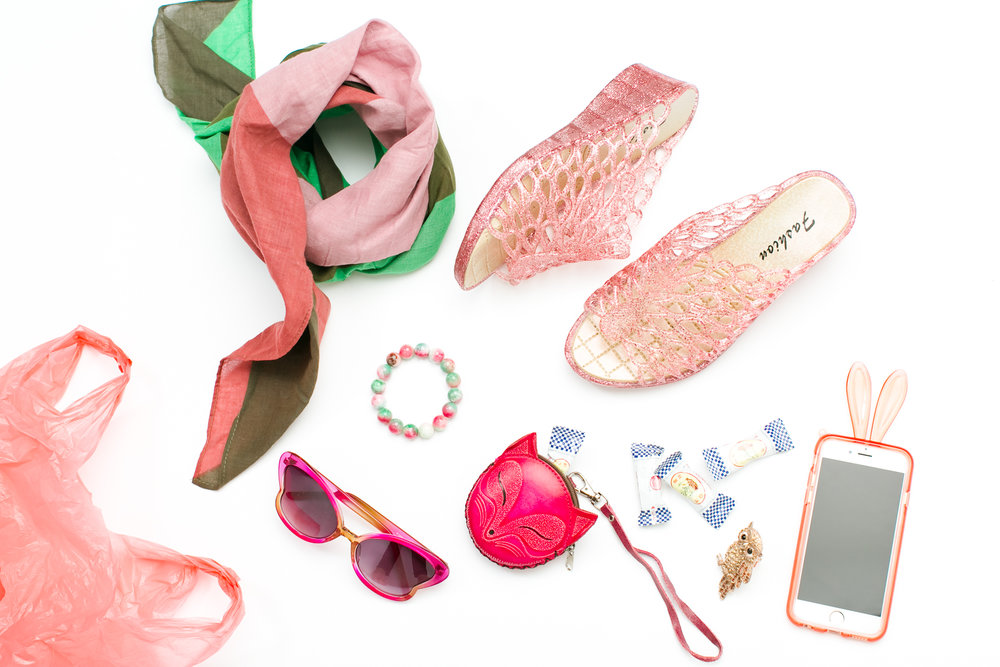 Pink picks as selected by artist and fashion blogger Jayde Fish