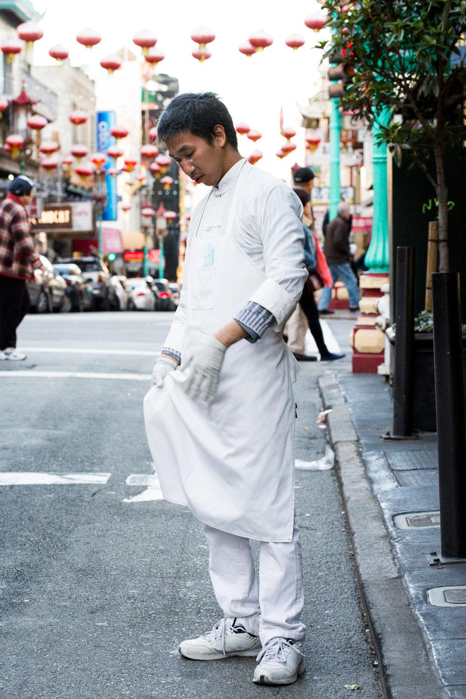 Derek Tam owner of Dragon Papa