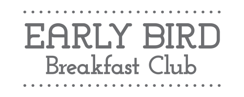 early bird logotype