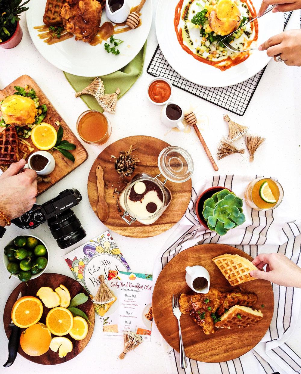 Make It Blissful • Food & Flatlay
