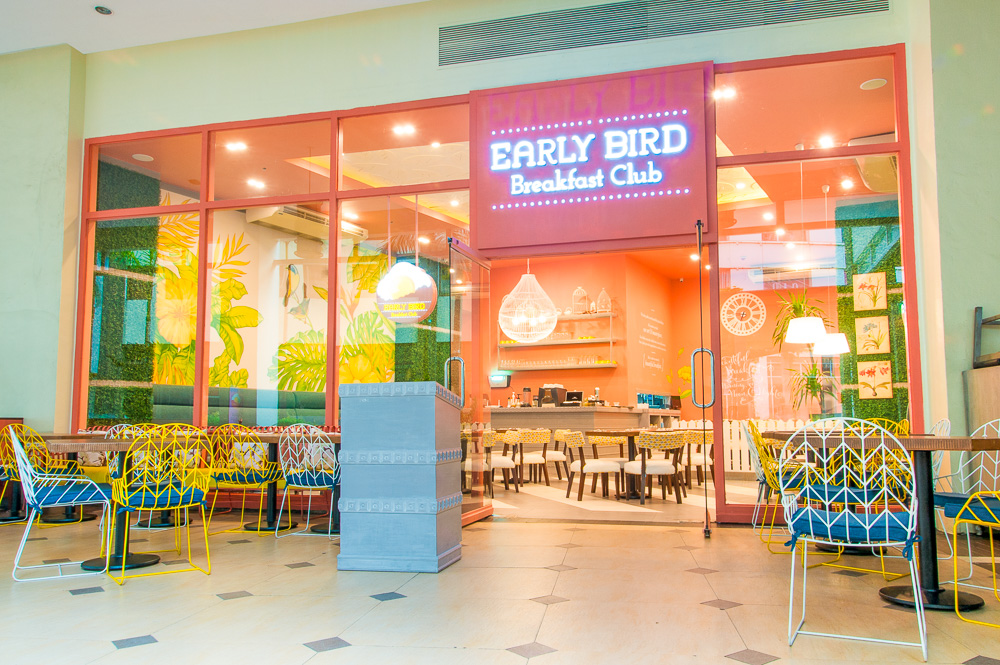 Early Bird Eastwood Mall