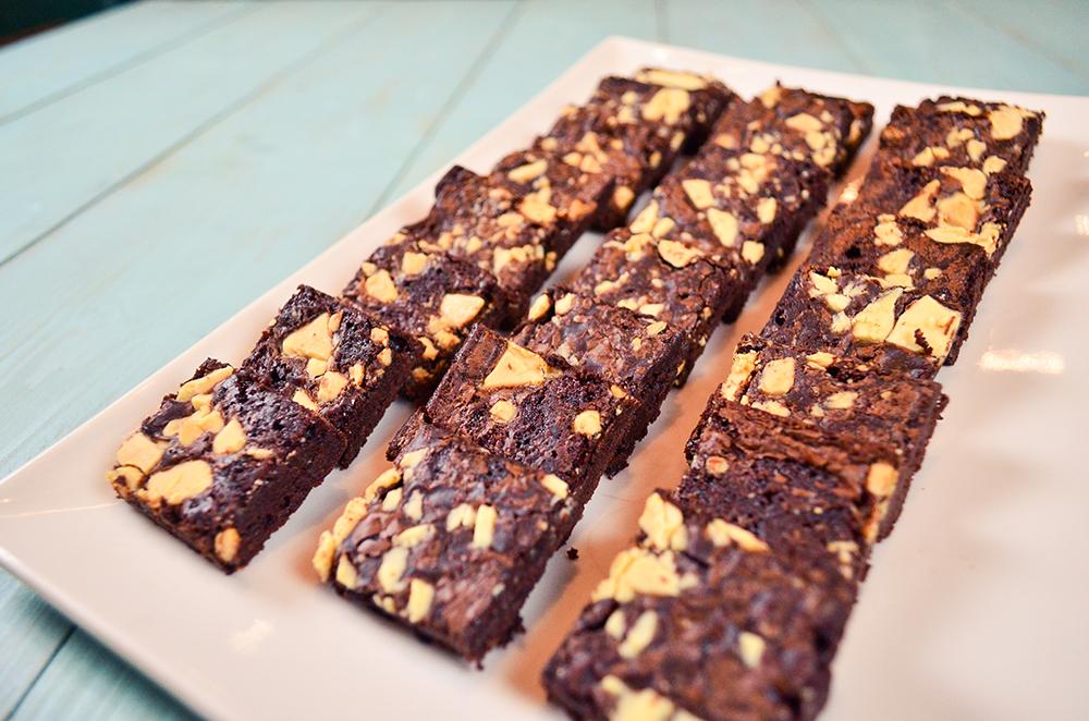 Early Bird Brownies