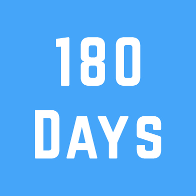 180 Day Reading Plan (The Gospels, Epistles, Psalms, Proverbs)