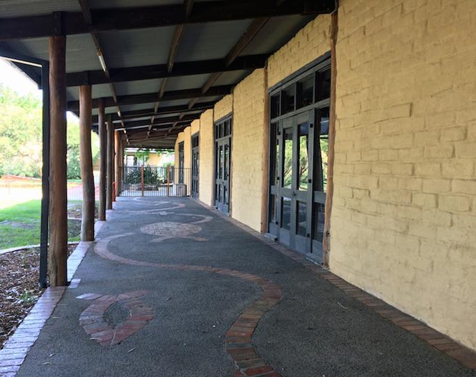 main verandah