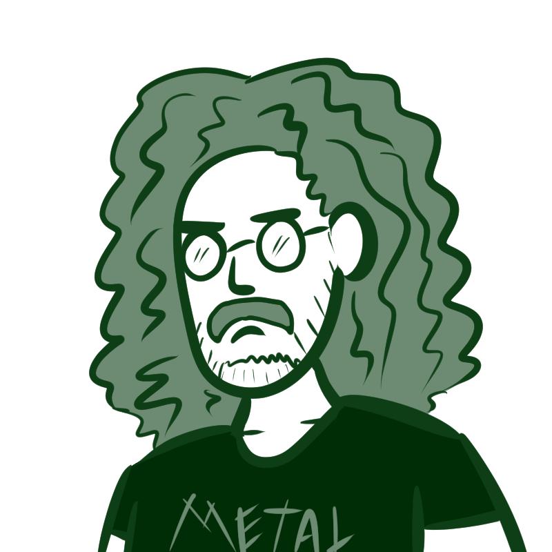 Dan Weber - Reading the Bible With Dan & What's More Metal?