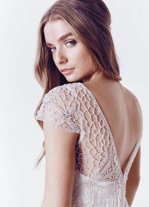 Anna Campbell Unique Boho Vintage Designer Wedding Dresses
