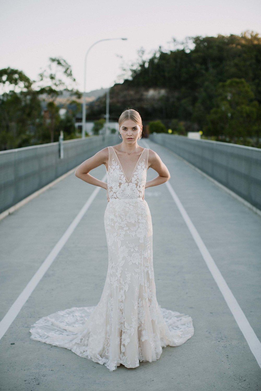 Stevie — Unique, Boho Vintage Designer Wedding Dresses & Bridal ...