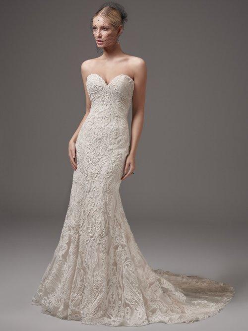 Hadley — Unique, Boho Vintage Designer Wedding Dresses & Bridal ...
