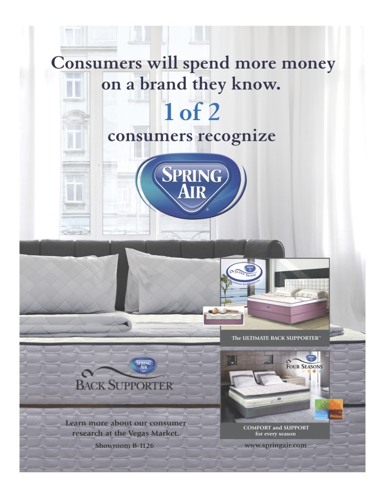 Spring Air Sleep Savvy Ad 2014 Summer 2(1)