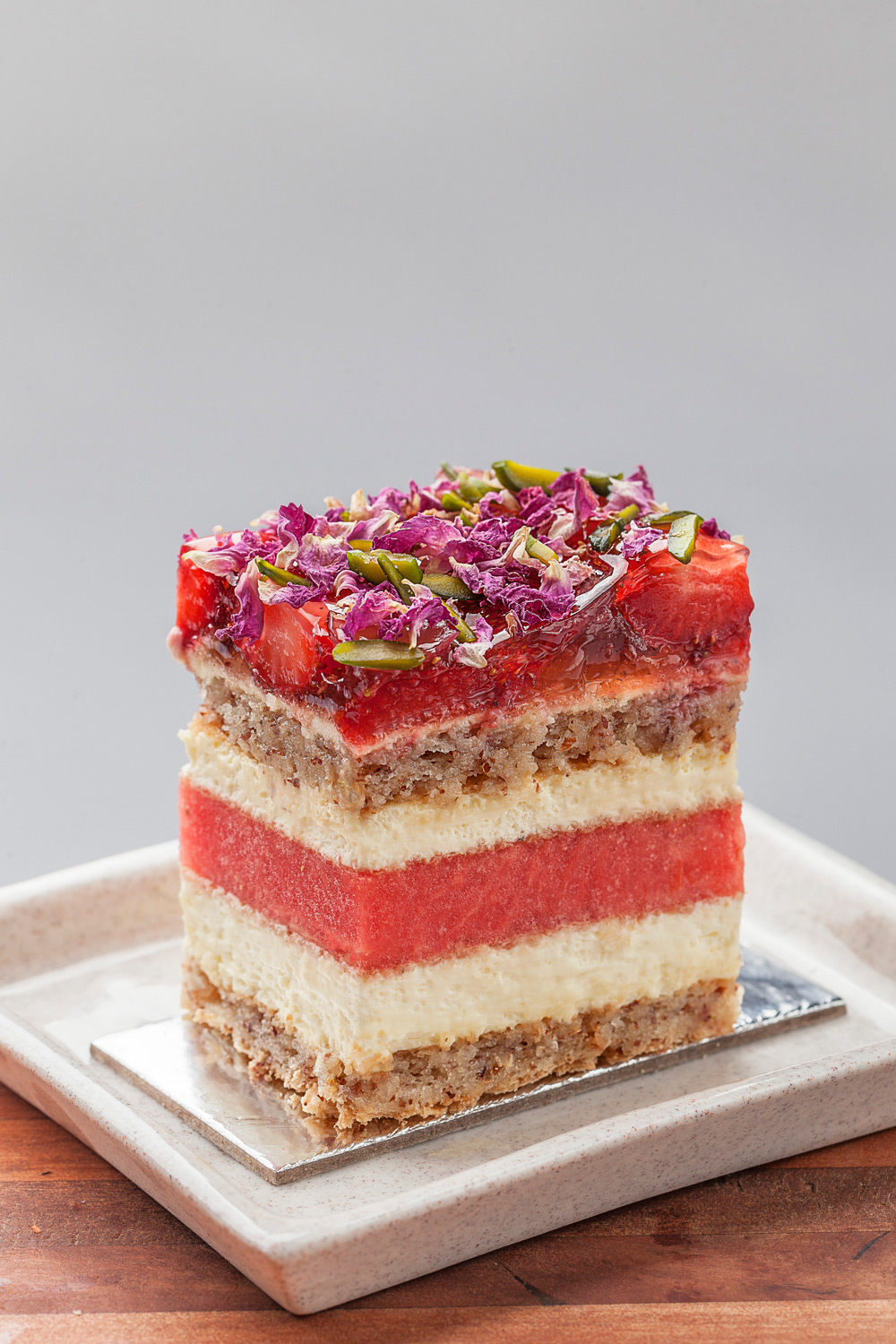Strawberry Watermelon Cake Black Star Pastry