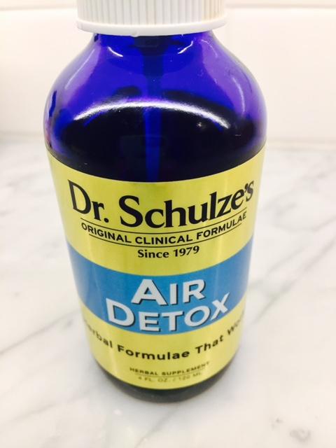 Dr. Schulze's Air Detox