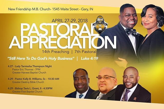 Greater is Coming!! Mark your calendars, as we celebrate 7 years of Pastoral Service and 14 years preaching...its going to be a great time in the Lord!!