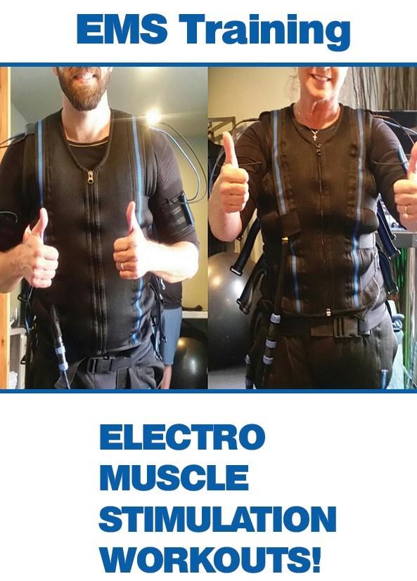 EMS Training (Electro Muscle Stimulation)