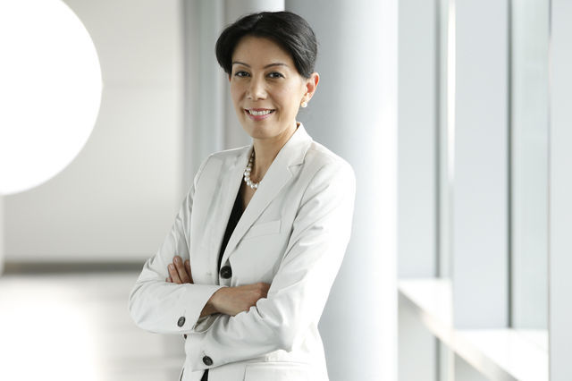 Saori Dubourg, Board of Executive Directors, BASF (Germany) | Experential Leadership Development