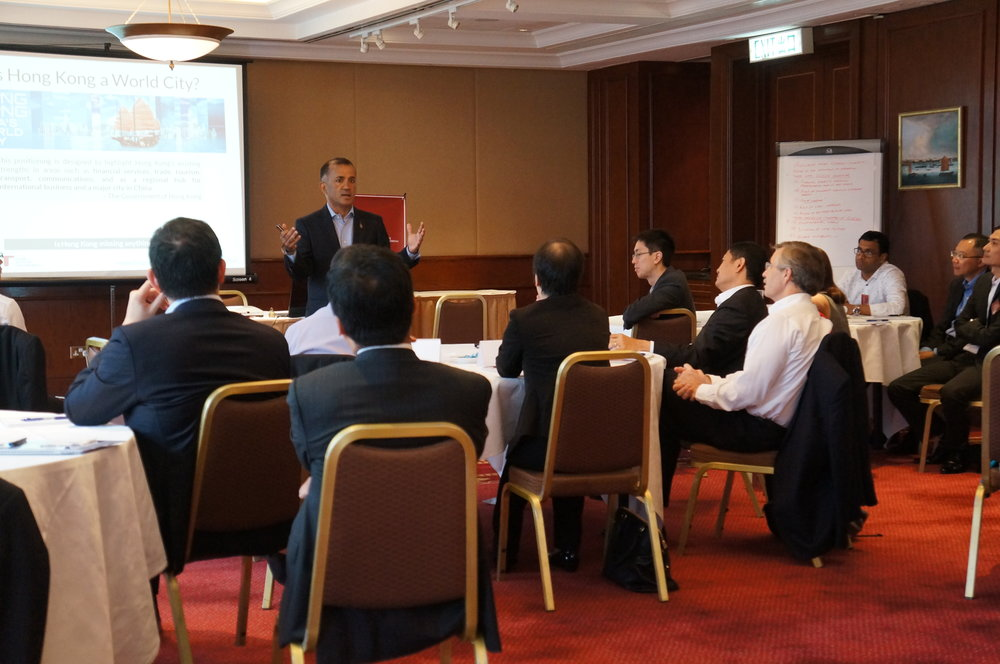 Asian Leadership Development – Customised Workshops – GIFT Hong Kong