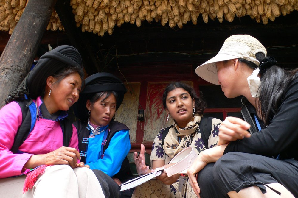 Yunnan, China – World Agroforestry Centre – Experiential Learning Asia – Sustainable Development Asia