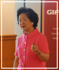Executive Education Asia – Anson Chan - Former Hong Kong SAR Chief Secretary – GIFT Hong Kong