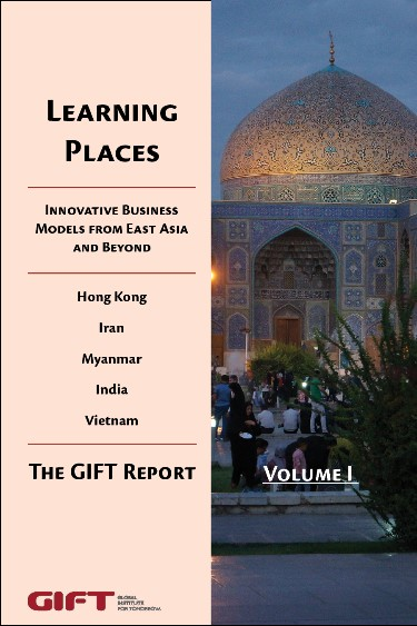 Want to see the full Report...? - Order your copy on our website: Learning Places: the GIFT Report