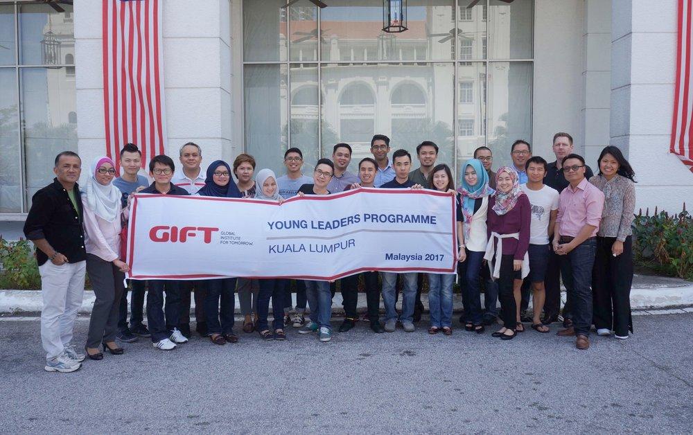 GIFT Malaysia Young Leaders Programme