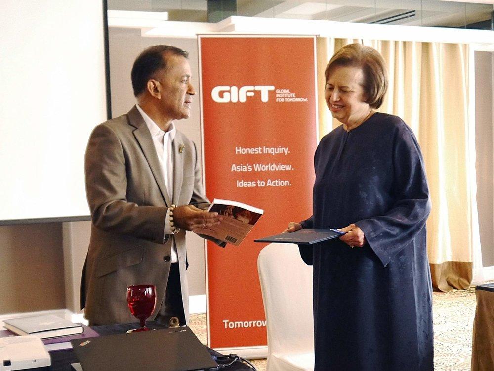 Tan Sri Dato' Sri Dr Zeti Akhtar, Former Governor of Bank Negara Malaysia