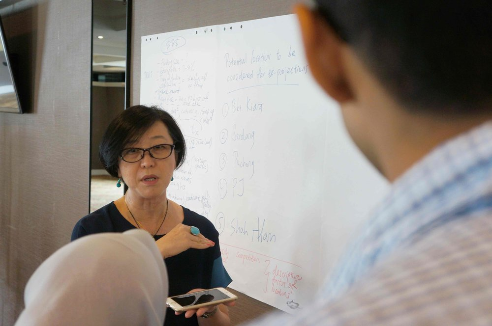 TAI SOOK YEE former group managing director of imc industrial group