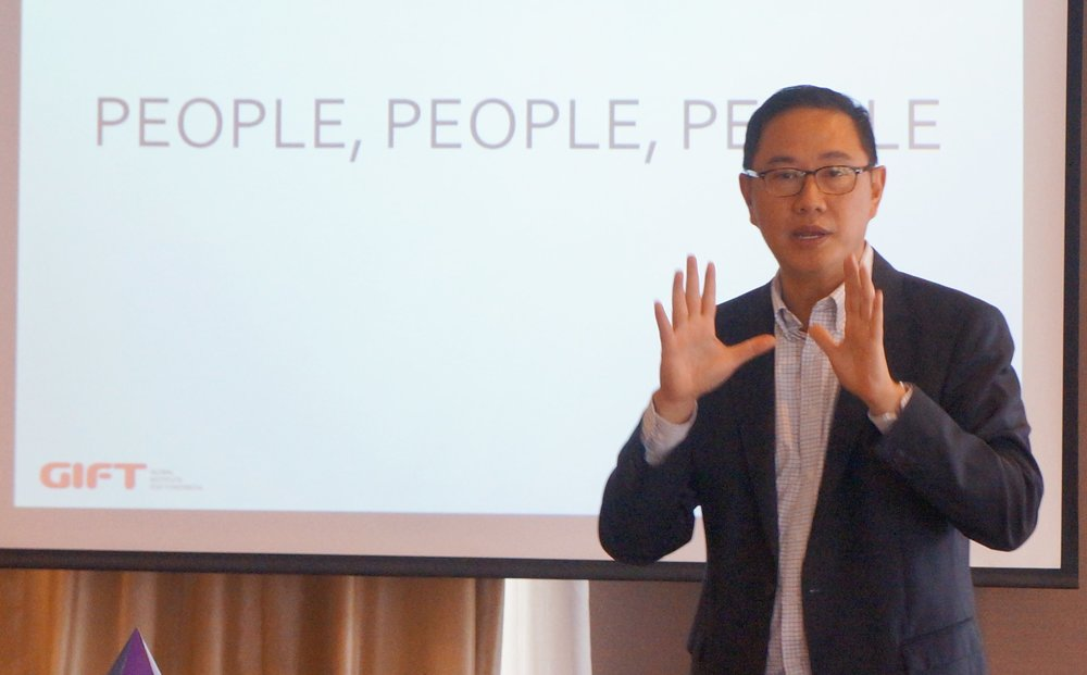 william kuan former ceo of prudential new markets (asia)
