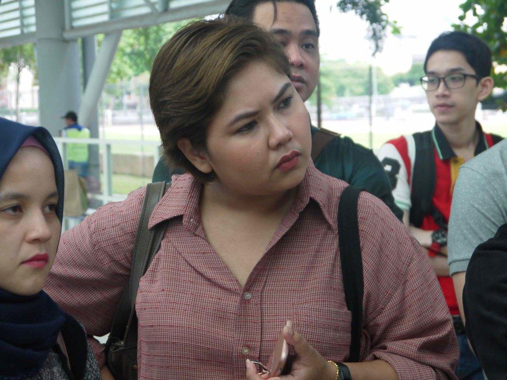 nadia badrulhisham marketing manager perbadanan stadium malaysia