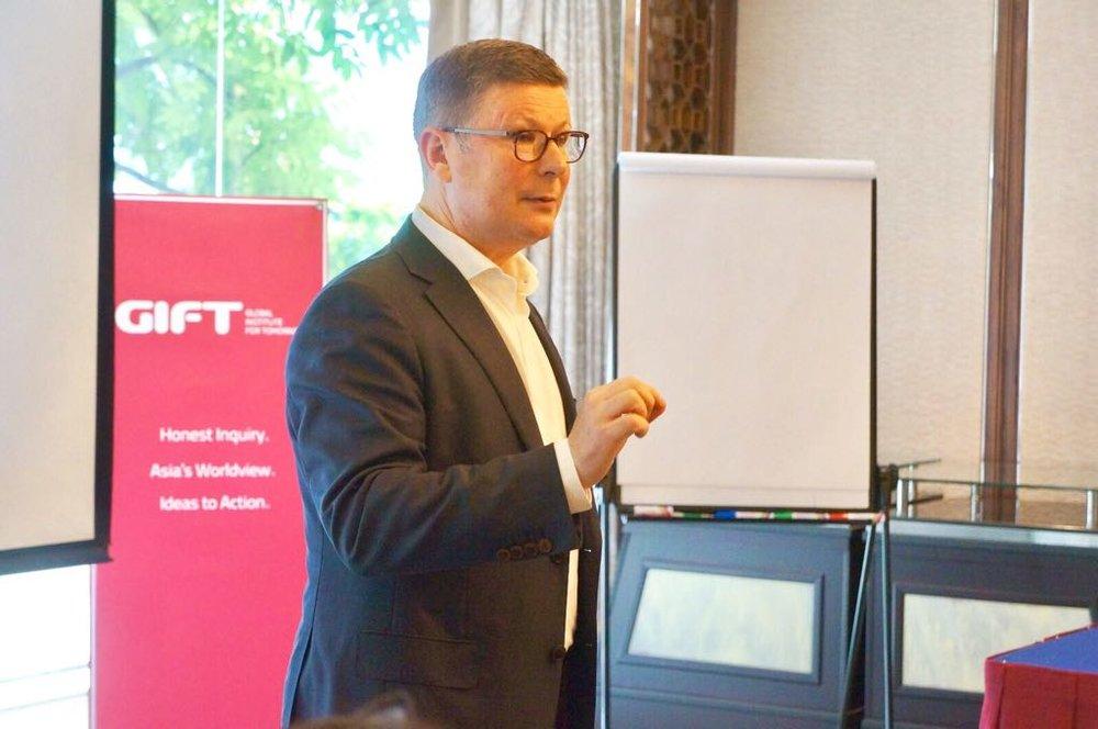 Graham Barkus, Partner & Head of Leadership Advisory, Hofer Tan & Partners