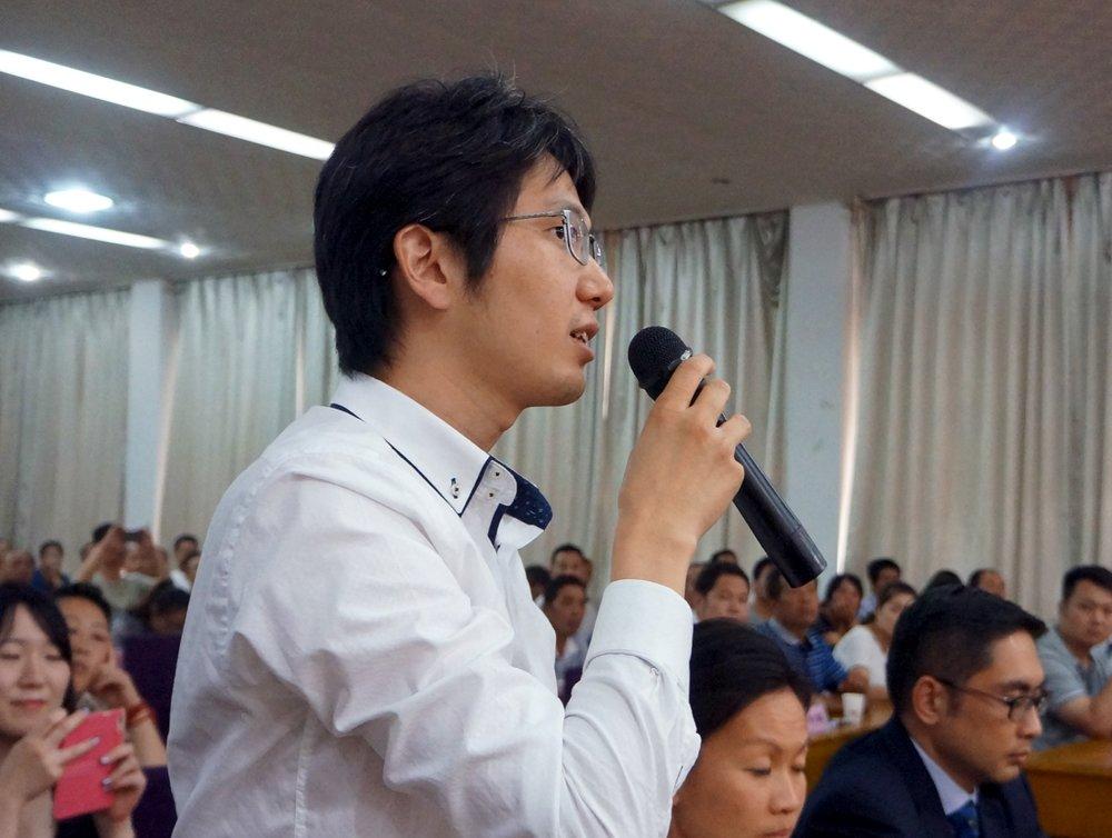 Li Yu, Assitant Vice President, Orix Asia Capital (Hong Kong)