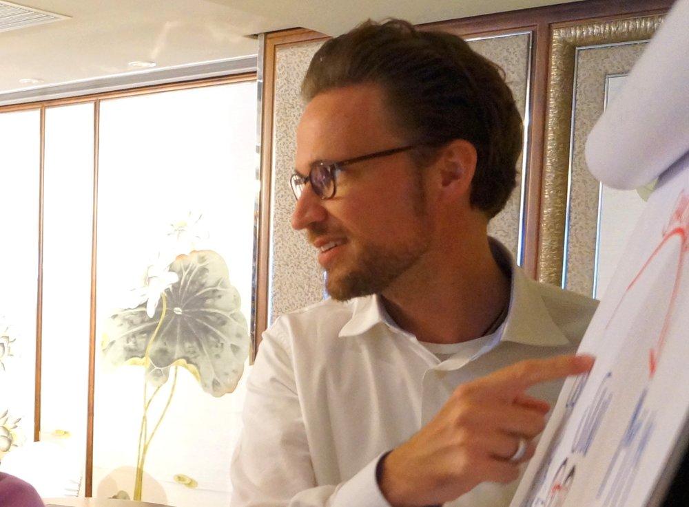 Stefan Koch, Head of Inclusive Business ASEAN, Covestro